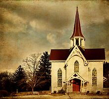 Goodwill Presbyterian Church by PineSinger