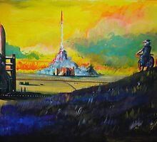 Rocket Base by Siegeworks .