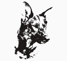 Rin Tin Tin by kwinz