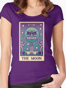 MAJORAS TAROT Women's Fitted Scoop T-Shirt