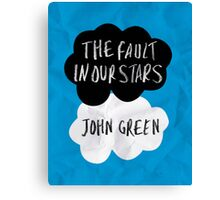 TFIOS Cover Canvas Print