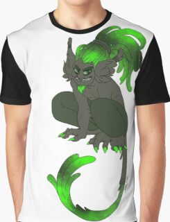 Space Troll 2 Graphic T-Shirt
