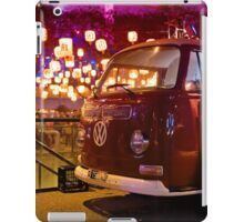 Colourful Kombi iPad Case/Skin