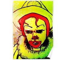 'CIRCUS KID' Poster