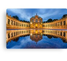 Dresden Reflections Canvas Print