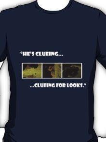 Clueing for looks - Sherlock T-Shirt