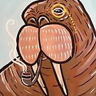 Sophisticated Walrus by Stolensouljess