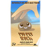 My Pet Rock Teaser Poster Poster