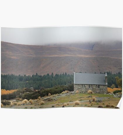 Church of the good Shepard  Poster