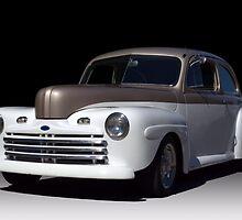 1946 Ford Sedan Street Rod by TeeMack