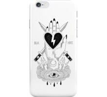 "BLKHRT: ""Heart in Hand"" iPhone Case iPhone Case/Skin"