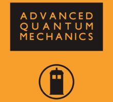 Advanced Quantum Mechanics by TerryLightfoot
