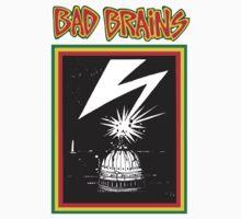 bad brains Kids Clothes