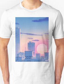 Sailor Moon Sunset T-Shirt