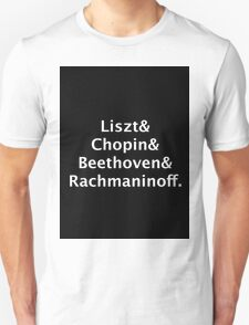 The Composers T-Shirt