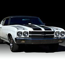 1970 Chevelle SS-454 by TeeMack