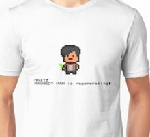 What? Raggedy Man is regenerating! Unisex T-Shirt