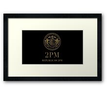 2PM Republic Framed Print