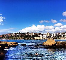 Coogee Beach 10.01.14 by James Toh