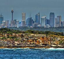 Behind the Lens ~ Coast of Sydney, Australia by skphotos