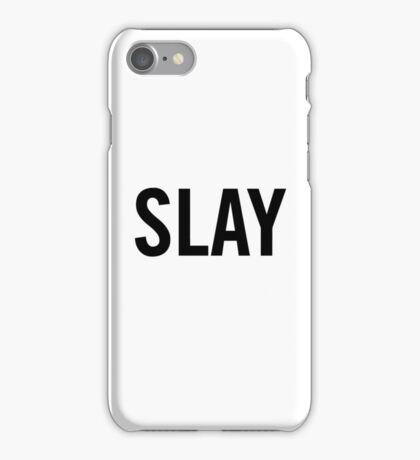 Slay iPhone Case/Skin