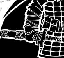 The Dark Knight's Watch Sticker