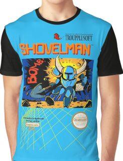 Shovelman Graphic T-Shirt