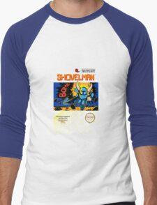 Shovelman Men's Baseball ¾ T-Shirt