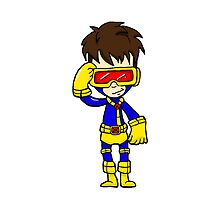 CYCLOPS XMEN by Bantambb