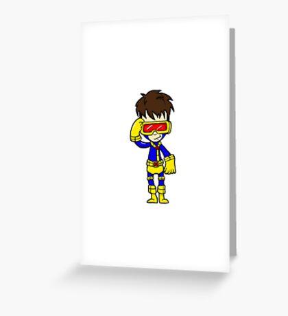 CYCLOPS EYE Greeting Card