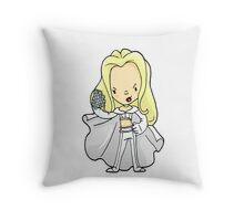 EMMA FROST XMEN Throw Pillow