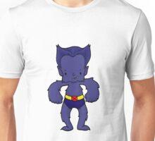 BEAST BLUE Unisex T-Shirt