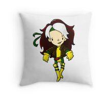 ROGUE  XMEN Throw Pillow