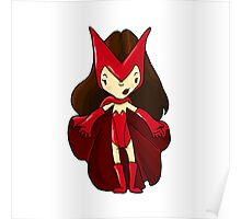 SCARLET WITCH  XMEN Poster