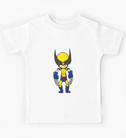 WOLVERINE CLAWS Kids Tee