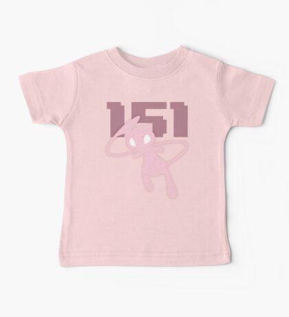 Pokemon - 151 Baby Tee