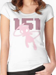 Pokemon - 151 Women's Fitted Scoop T-Shirt