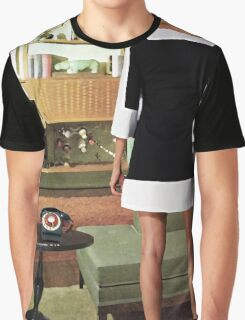 The Telephone Graphic T-Shirt
