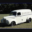 Baker's Van by Keith Hawley