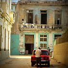 Havana Streets by Beclund