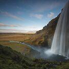 Seljalandsfoss by Luka Skracic