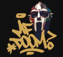 MF DOOM by mobay