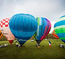 31st International Balloon Meeting VI by RomainChalaye