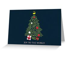Joy to the World (Joy division) Greeting Card