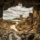 Cathedral Rocks by Drew Walker