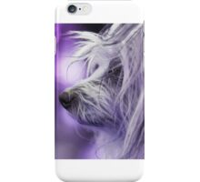 Dog Portrait - Dharma iPhone Case/Skin