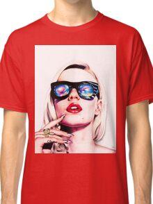 Iggy Azalea Portrait Classic T-Shirt