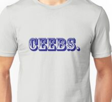 """Ceebs."" branded clothing Unisex T-Shirt"