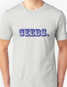 """""""Ceebs."""" branded clothing T-Shirt"""