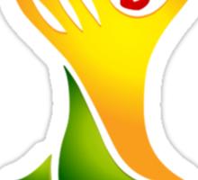 VM BRAZIL 2014 Sticker